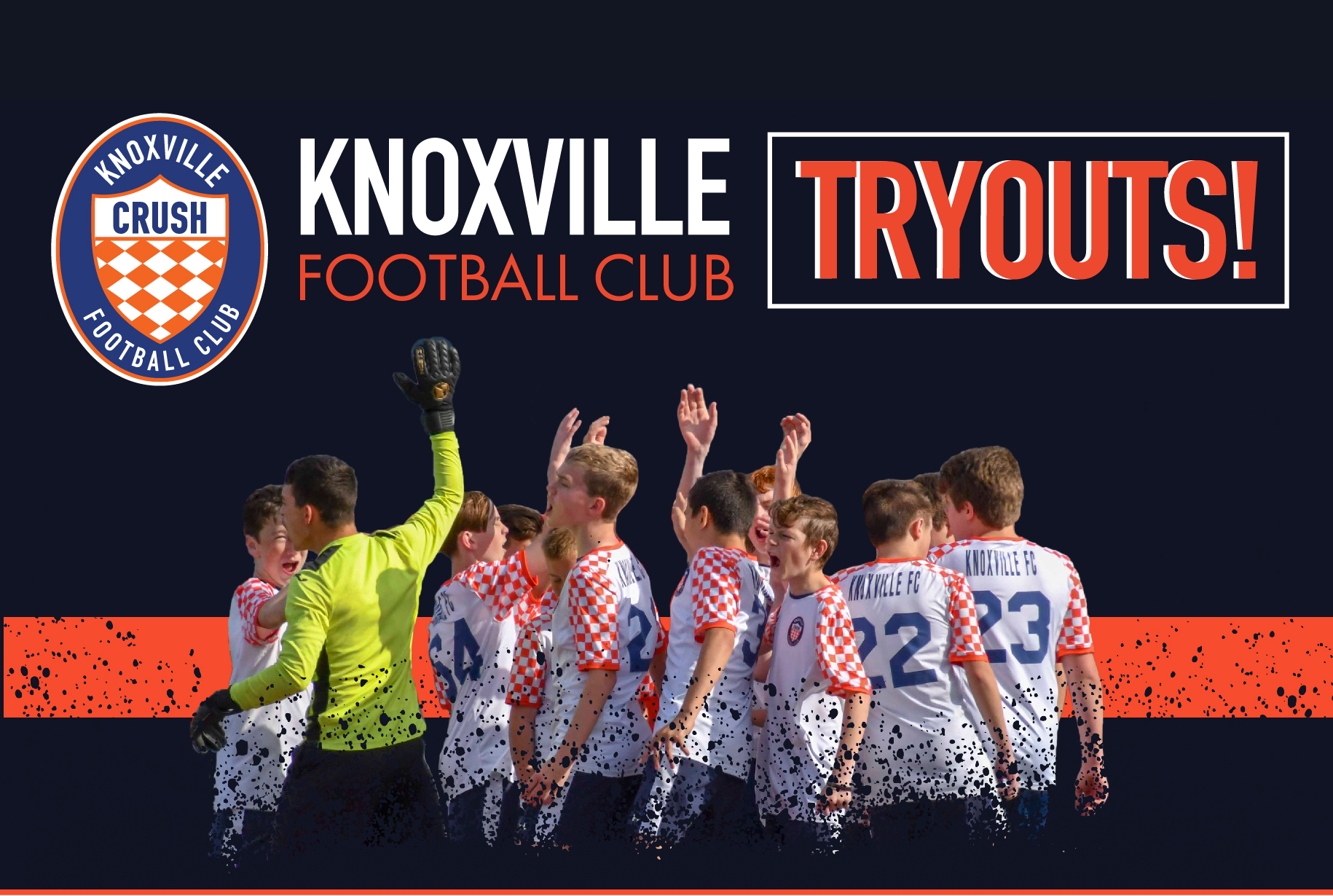 Tryout Schedule Released