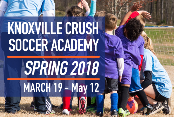 Knox Crush Soccer Academy Ages 3-8